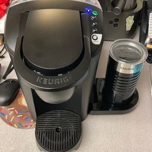 KEURIG K Latte with Milk Frother Single Serve